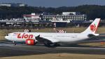 パンダさんが、成田国際空港で撮影したタイ・ライオン・エア A330-941の航空フォト(写真)