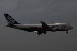 akinarin1989さんが、成田国際空港で撮影した日本貨物航空 747-8KZF/SCDの航空フォト(写真)