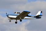 Gambardierさんが、岡南飛行場で撮影した日本法人所有 FA-200-180 Aero Subaruの航空フォト(写真)