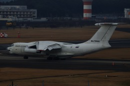 M.A.airphotoさんが、成田国際空港で撮影したイリユーシン Il-76/78/82の航空フォト(飛行機 写真・画像)