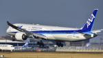 パンダさんが、成田国際空港で撮影した全日空 787-10の航空フォト(飛行機 写真・画像)