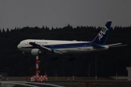 M.A.airphotoさんが、成田国際空港で撮影した全日空 767-381/ERの航空フォト(飛行機 写真・画像)