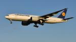 saoya_saodakeさんが、成田国際空港で撮影したルフトハンザ・カーゴ 777-FBTの航空フォト(写真)