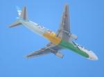 ランチパッドさんが、木更津飛行場で撮影したAIR DO 767-381の航空フォト(飛行機 写真・画像)