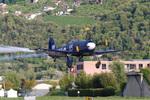 kanadeさんが、シオン空港で撮影したフランス個人所有 Sea Fury FB.11の航空フォト(写真)