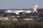 トリトンブルーSHIROさんが、成田国際空港で撮影したジェットスター・ジャパン A320-232の航空フォト(写真)