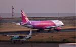 CL&CLさんが、奄美空港で撮影したピーチ A320-214の航空フォト(写真)