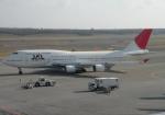 tetuさんが、新千歳空港で撮影した日本航空 747-446の航空フォト(飛行機 写真・画像)