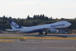 ANA744Foreverさんが、成田国際空港で撮影した日本貨物航空 747-8KZF/SCDの航空フォト(飛行機 写真・画像)