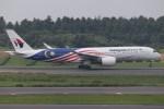 BOEING737MAX-8さんが、成田国際空港で撮影したマレーシア航空 A350-941XWBの航空フォト(写真)