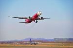 hidetsuguさんが、新千歳空港で撮影したタイ・エアアジア・エックス A330-941の航空フォト(写真)