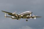 シオン空港 - Sion Airport [SIR/LSGS]で撮影されたスーパー・コンステレーション飛行協会 - Super Constellation Flyers Associationの航空機写真