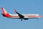 よっしぃさんが、福岡空港で撮影した中国聯合航空 737-89Pの航空フォト(飛行機 写真・画像)