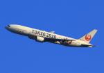 LOTUSさんが、伊丹空港で撮影した日本航空 777-246の航空フォト(写真)