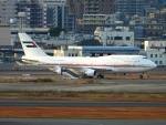チャレンジャーさんが、羽田空港で撮影したドバイ・ロイヤル・エア・ウィング 747-422の航空フォト(飛行機 写真・画像)