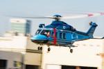 NCT310さんが、東京ヘリポートで撮影した警視庁 AW139の航空フォト(飛行機 写真・画像)