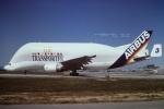 tassさんが、北京首都国際空港で撮影したエアバス・トランスポート・インターナショナル A300B4-608STの航空フォト(飛行機 写真・画像)