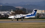 LEVEL789さんが、松山空港で撮影した全日空 PA-42-720 Cheyenne IIIAの航空フォト(飛行機 写真・画像)
