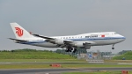 flytaka78さんが、成田国際空港で撮影した中国国際航空 747-4J6の航空フォト(飛行機 写真・画像)