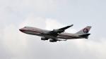 flytaka78さんが、香港国際空港で撮影した中国貨運航空 747-40BF/ER/SCDの航空フォト(飛行機 写真・画像)