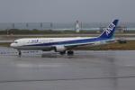 もぐ3さんが、那覇空港で撮影した全日空 767-381/ERの航空フォト(写真)