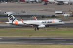 Koenig117さんが、シドニー国際空港で撮影したジェットスター A320-232の航空フォト(写真)