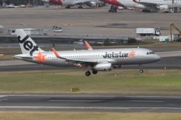 航空フォト:VH-VFN ジェットスター A320