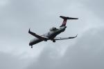 空旅さんが、福岡空港で撮影したアイベックスエアラインズ CL-600-2C10 Regional Jet CRJ-702ERの航空フォト(写真)