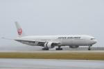 EC5Wさんが、那覇空港で撮影した日本航空 777-346の航空フォト(写真)