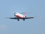 いぶちゃんさんが、新潟空港で撮影した遠東航空 MD-83 (DC-9-83)の航空フォト(飛行機 写真・画像)
