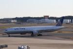 ANA744Foreverさんが、成田国際空港で撮影したユナイテッド航空 777-322/ERの航空フォト(飛行機 写真・画像)