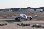 ANA744Foreverさんが、成田国際空港で撮影したユナイテッド航空 777-224/ERの航空フォト(飛行機 写真・画像)