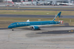 Koenig117さんが、シドニー国際空港で撮影したベトナム航空 787-9の航空フォト(写真)