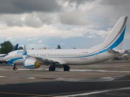 マッペケさんが、ワルシャワ・フレデリック・ショパン空港で撮影したエンターエア 737-8-MAXの航空フォト(飛行機 写真・画像)