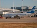 マッペケさんが、ソフィア国際空港で撮影したエリンエア 737-341の航空フォト(飛行機 写真・画像)