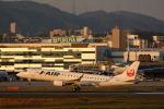どんちんさんが、伊丹空港で撮影したジェイ・エア ERJ-190-100(ERJ-190STD)の航空フォト(写真)