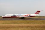 sg-driverさんが、北九州空港で撮影した遠東航空 MD-83 (DC-9-83)の航空フォト(写真)