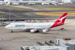 Koenig117さんが、シドニー国際空港で撮影したカンタス航空 747-438/ERの航空フォト(写真)