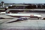tassさんが、パリ オルリー空港で撮影したミドル・イースト航空 707-323Cの航空フォト(飛行機 写真・画像)