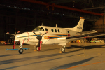 n-sakaさんが、木更津飛行場で撮影した海上自衛隊 LC-90 King Air (C90)の航空フォト(飛行機 写真・画像)