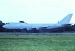 tassさんが、成田国際空港で撮影したカリッタ エア 747-146(SF)の航空フォト(写真)