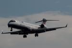 GNPさんが、福岡空港で撮影したアイベックスエアラインズ CL-600-2C10 Regional Jet CRJ-702の航空フォト(写真)