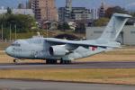 yabyanさんが、名古屋飛行場で撮影した航空自衛隊 C-2の航空フォト(飛行機 写真・画像)
