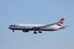 KAZFLYERさんが、成田国際空港で撮影したブリティッシュ・エアウェイズ 787-9の航空フォト(飛行機 写真・画像)