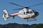ブルーさんさんが、静岡ヘリポートで撮影した静岡エアコミュータ EC135T2の航空フォト(写真)
