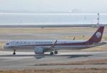 FLYING  HONU好きさんが、関西国際空港で撮影した四川航空 A321-271Nの航空フォト(写真)