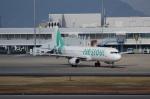 夏空さんが、高松空港で撮影したエアソウル A321-231の航空フォト(写真)