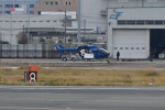 Cスマイルさんが、福岡空港で撮影した西日本空輸 BK117C-2の航空フォト(写真)