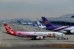mat-matさんが、関西国際空港で撮影したタイ・エアアジア・エックス A330-343Xの航空フォト(写真)