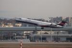 つっさんさんが、伊丹空港で撮影したアイベックスエアラインズ CL-600-2C10 Regional Jet CRJ-702の航空フォト(写真)